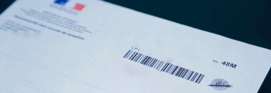 Lettre 48N et lettre 48M : quand reçoit-on un courrier 48N ou un courrier 48M ?